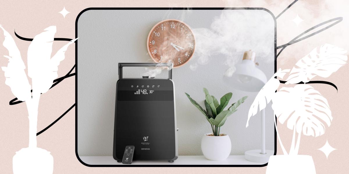 сухость воздуха в квартире